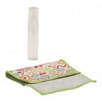 Mini kit de nettoyage pour écran à motif floral
