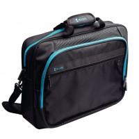 """Sacoche pour ordinateur portable 15"""" / 16"""" coloris bleu glacier"""