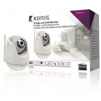 Caméra IP de surveillance pour bébé et enfant