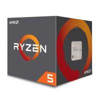 AMD Processeur Ryzen 5 1600 AF 3,2GHz Socket AM4 Box