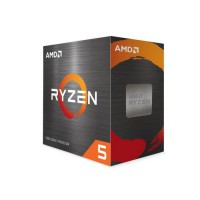 Processeur AMD RYZEN 5 5600X - AM4 - 4,60 GHz - 6 coeurs