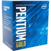Processeur Intel Pentium Gold G-6600 (BX80701G6600) Socket LGA1200 (chipset Intel serie 400) 58W