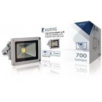 Projecteur LED COB 10W, 700lm