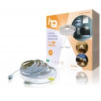 Bande de LED blanc pur facile à poser en intérieur/extérieur 2900lm 5m