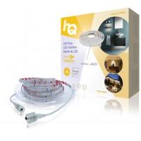 Bande de LED blanc chaud facile à poser en intérieur/extérieur 1400lm 5m