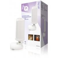 Éclairage LED avec capteur de mouvement, fonction lampe torche et 3modes de lumière