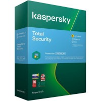 KASPERSKY Total Security 2020, 5 postes, 2 ans