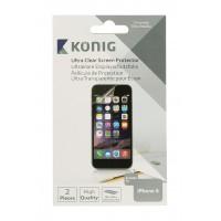 Protection écran ultra transparente pour iPhone 6
