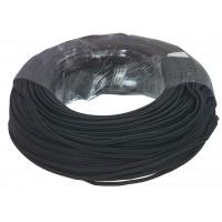 Câble plat audio / diode 2 x 0,12 mm² sur bobine 100 m