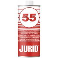 JURID Liquide de frein 55 DOT 3 - 485ml