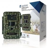 Caméra camouflage nature avec écran couleur LCD