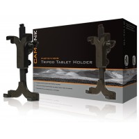 """Support de tablette pour trépieds, 12,5 à 24cm, montage à vis 1/4"""""""
