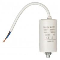 Condensateur 16.0uf / 450 V + câble