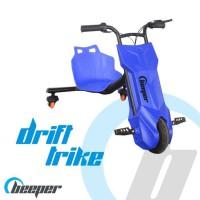 BEEPER RDT100-B7 Driftrike électrique enfant 12V 100W 7Ah Bleu