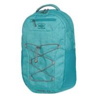 WANABEE Sac a dos de randonnée Travel 15 Recy - Bleu Turquoise