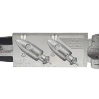 DO-IT Moule a plombs forme balles de fusils Spirepoint JIG-SPI-2-56