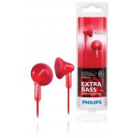 Ecouteurs rouges