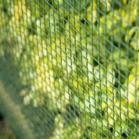 NATURE Grillage pour parterre / balcon - HDPE vert - Maille 5x5 mm - 1x3 m