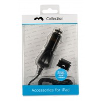 Chargeur 12-24V pour iPad/iPhone 12/24V/2,1A 30-broches