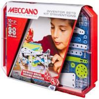 MECCANO Kit d'inventions – Set 5 Moteur