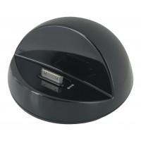 Chargeur de bureaur/ Sync top pour iPad / iPhone noir