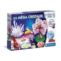 CLEMENTONI - 52490 - Les méga cristaux