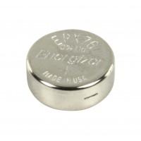 Piles bouton oxyde d'argent SR44 2 unités