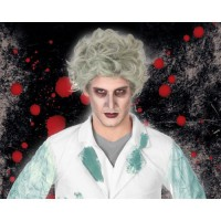 Perruque Halloween Adultes Hommes