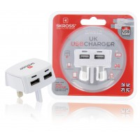 UK Chargeur USB 2.1A