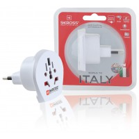 Universal adapter for the specific country of Italy