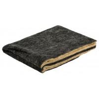 Filtre en fibre naturel à graisse et à charbon