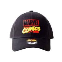 Casquette Marvel - Comics Black