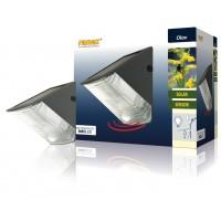 Applique murale LED solaire avec détecteur de mouvement