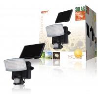 Lampe solaire LED avec détecteur de mouvement PIR