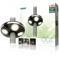 Lampe LED pour parasol