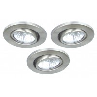 Downlight kim ensemble de trois