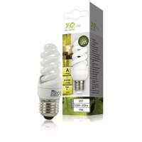 Ampoule Mini spirale pour économie d'énergie E27 9 W
