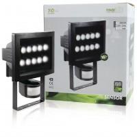 10 LEDs d'exterieur avec capteur de détection