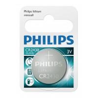 Piles Lithium CR2430 1-blister