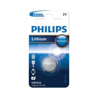 Mini-cellules pile Lithium CR1616 ,1 ampoule