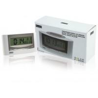 Réveil radio solaire LCD