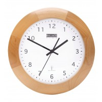 Horloge murale radio commandée 32 cm
