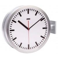 Double face la station horloge