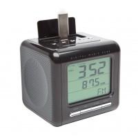 Radio réveil MP3 avec logement de carte sd