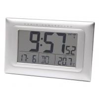 Horloge LCD radio pilotée