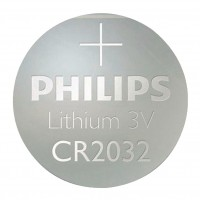 Batterie Minicellules en Lithium CR2032 2-blister
