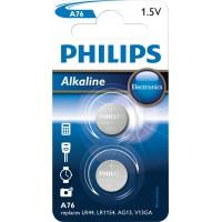 Minicellules piles alcalines LR44 / 2 LR1154-blister