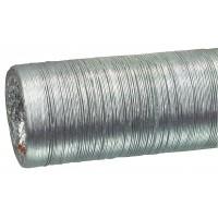 tuyau de sortie, flexibles d'aluminium 102 mm*10.0 m