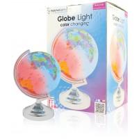 Globe lumineux LED à couleurs changeantes