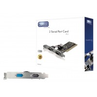 2 cartes PCI port serie